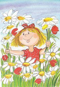 Kukkakauppias  (Florist)