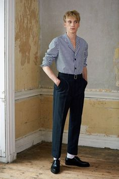 Pringle of Scotland Spring-Summer 2017 - London Collections: MEN #LCM
