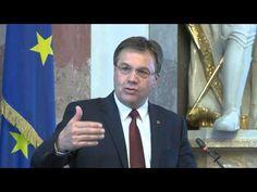 Regierungserklärung LH Platter Tirol