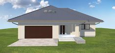 Two Bedroom House Design, Modern Family House, Shed, Houses, Outdoor Structures, Exterior, Outdoor Decor, Home Decor, Ideas
