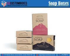 Claws Custom Boxes is the right place for Custom Soap Boxes Wholesale customers. You can find a wide range of designs of custom printed boxes here. Packaging Company, Custom Packaging Boxes, Packaging Design, Packaging Ideas, Wholesale Soap, Wholesale Packaging, Candle Packaging, Soap Packaging, Candle Labels