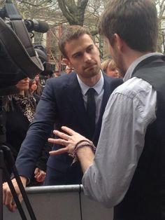 Divergent European Premiere 30.03.14