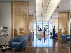 Making the trip to thedoctor's office or the hospital is a daunting experience for many, but a well-designedhealthcare facility can help ease those jitters, even just a smidge.Celebrating top-notch healthcare building design and health design-orientedre...