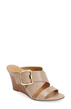 af7b1a794 Nine West 'Campolina' Wedge Sandal (Women) available at #Nordstrom Summer  Shoes
