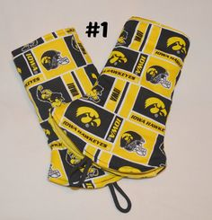 25% discount until Monday, Nov. 30, 2015!! Use Coupon Code: THANKS25  Tula Iowa Hawkeyes Accessories Accessory Drool Pads by GabbaDeeCee