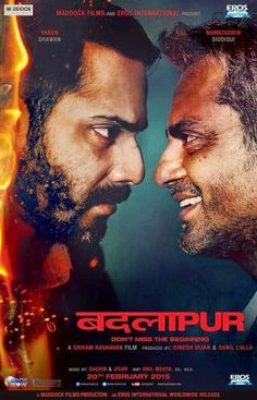 Badlapur 2015 Hindi DVDRip 700mb ESub   Hit Movies 2
