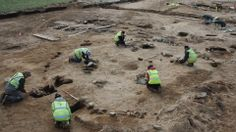 Archaeologists have uncovered a range of artefacts and sites, including an Iron Age village, ahead of construction of a new road in southwes...