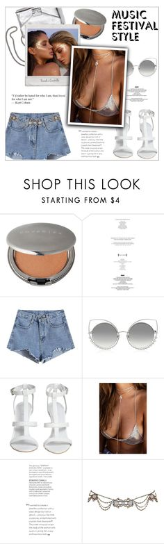 """Untitled #715"" by valenouladls ❤ liked on Polyvore featuring Cover FX, StyleNanda, Loeffler Randall and Marc Jacobs"