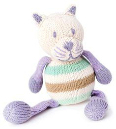 Finn + Emma Rattle Doll Cat #TLSFPinAway