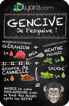 No way to eat your ice cream without your gum noticing it Health Zone, Health Tips, Heath Care, Geranium Essential Oil, Naturopathy, Natural Beauty Tips, Garden Care, Natural Solutions, Healthy Alternatives