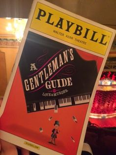 The Secret Victorianist reviews A Gentleman's Guide to Love and Murder