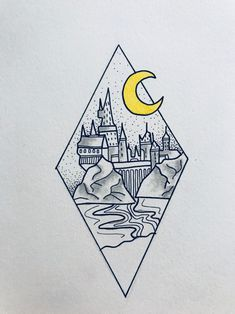 Tattoo harry potter hogwarts tat 32 ideas for 2019 Harry Potter Tumblr, Harry Potter Tattoos, Hogwarts Tumblr, Art Harry Potter, Harry Potter Drawings, Harry Potter Hogwarts, Pencil Art Drawings, Cute Drawings, Drawing Sketches