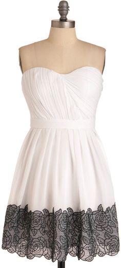 Frosty Garden Dress by ModCloth.