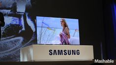 Samsung: 4K Ultra HD Content Will Come