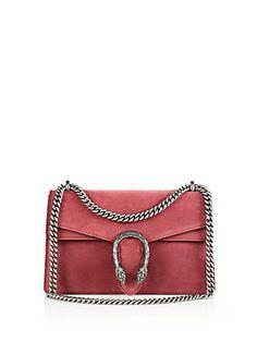 Gucci - Dionysus Small Suede Shoulder Bag ffa9a05c526d5