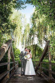 Wedding Pictures at the Morton Arboretum in Lisle, IL