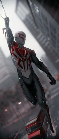 Spider Man Spider-man: Homecoming Avengers: Infinity war Avengers: Endgame - Techno World Spiderman Suits, Black Spiderman, Spiderman Art, Amazing Spiderman, Marvel Comics, Marvel Heroes, Marvel Characters, Spiderman Pictures, Best Avenger