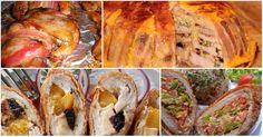Tíz kiváló recept, amit bátran elkészíthetsz karácsonyra! Meat Recipes, Paleo, Food And Drink, Mexican, Ethnic Recipes, Advent, Beach Wrap