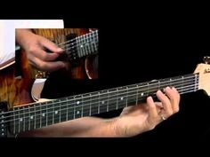 #Technique #Guitar #Lessons - CAGED Modes - #3 C Form Parallel Mode Workout - Guitar Lesson - Brad Carlton
