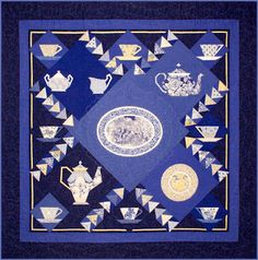 Quilt Inspiration: Life is like a cup of tea