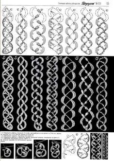 Узкие декоративные ленточки. Колекция каймы для бретелек - САМОБРАНОЧКА рукодельницам, мастерицам