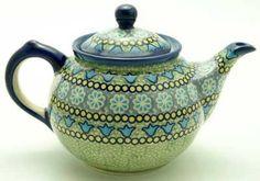 The .7 Liter Teapot - Blue Bells
