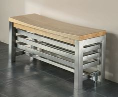 This would be my favorite seat in the house - a bench radiator