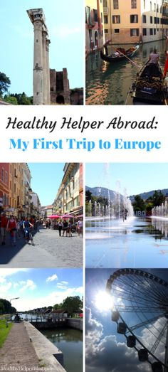 Healthy Helper Abroad: A recap of my first trip to Europe! 6 countries, 12 cites, and most epic 15 days of my life from @Healthy_Helper.