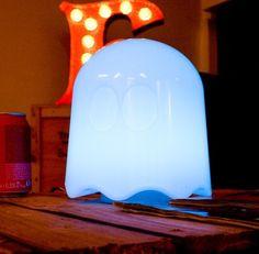 Pacman Ghost Lampe