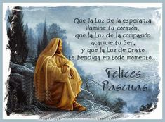 Happy Easter for everyone. Jesus Son Of God, Happy Easter Quotes, Spanish Prayers, Liturgical Seasons, Spanish Inspirational Quotes, Christian Life Coaching, Tips To Be Happy, Love You Gif, Easter Wishes
