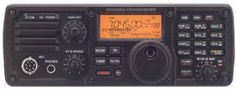 IC-7200: Perfect for Emergency Communications