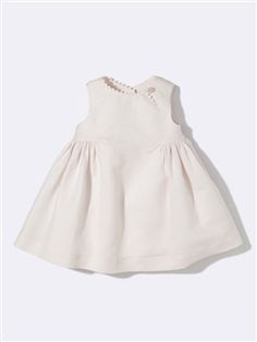 With Cyrillus, little girls are elegant starting at a young age: baby dress and bloomers, smocked dresse, baby special occasion dress, stripe dress and more. Little Dresses, Pretty Dresses, Flower Girl Dresses, Girls Dresses, Baby Girl Fashion, Kids Fashion, Rose Pale, Pale Pink, Wedding With Kids