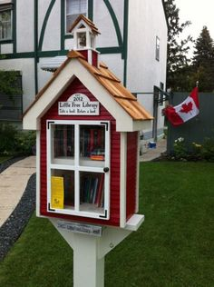 Design Envy · Little Free Library