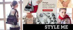 www.ForeverFashion.GraceAdele.us   Make your owner fashion!