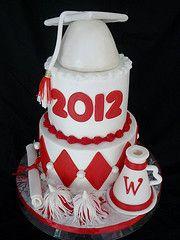 Grad cake 16