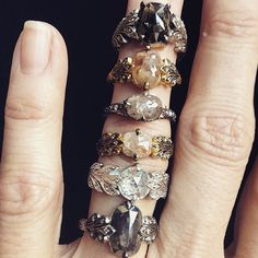 Cathy Waterman rings Jewelry Pinterest Cathy waterman Ring