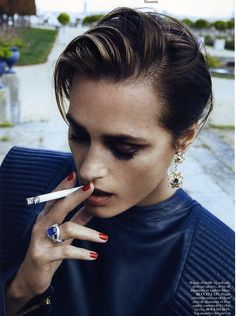 eben fajčenie vids