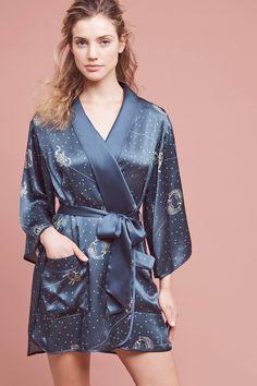 Slide View  1  Dear Bowie Astrology Kimono Robe Crear Ropa 7f13a7e15a2c