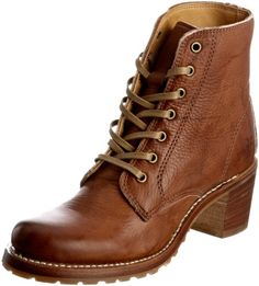 FRYE Women's 77590 Lace Up Boot « Shoe Adds for your Closet