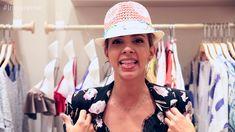 Η Τζένη Μελιτά έκανε ένα store tour στα καταστήματα Nassia Gems & Nassia Wear. Τα πιο girly καταστήματα του The Mall Athens! Στο κατάστημα Nassia Gems θα βρείτε μοναδικά κοσμήματα και γυναικεία αξεσουάρ.  Υπέροχα ρούχα, μαγιό, beachwear καπέλα, αλλά και πολλά ακόμη θα ανακαλύψετε στο κατάστημα Nassia Wear! Όπως η Τζένη, βάλτε και εσείς στις συνήθειές σας, σε κάθε επίσκεψη στο The Mall Athens , να κάνετε πέρασμα από το Nassia Gems & Nassia Wear στο επίπεδο 0 και κάτι καινούργιο θα σας… Inspire, Hats, Inspiration, Fashion, Biblical Inspiration, Moda, Hat, Fashion Styles, Fashion Illustrations