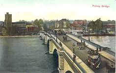 Putney Bridge...London