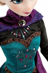 Disney Frozen Exclusive Limited Edition 17 Inch Doll Figure Elsa