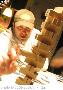 'jenga!' photo (c) 2005, sookie - license: http://creativecommons.org/licenses/by/2.0/