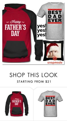 """4 Snapmade"" by mersudin-becirovic-1 ❤ liked on Polyvore featuring Ever Men's"