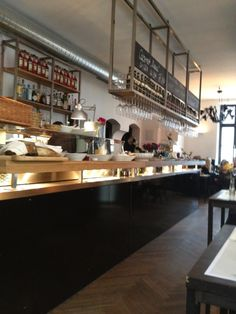 Munich, Germany: Garbo - Wide range of good quality Italian food and wines