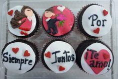 Cupcakes por siempre juntos