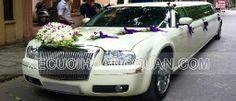 Dịch vụ cho thuê xe cưới Audi của Hoàng Quân