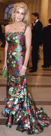 Paula Carano Named San Francisco's Best Dressed Woman, 2013
