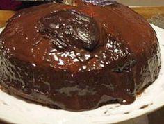 Torta especial de manzana tipo budin