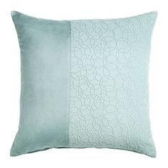 IKEA - FJÄLLTRAV, Cushion cover, The cover feels ultra soft against your skin because it's made of microfiber.The zipper makes the cover easy to remove.